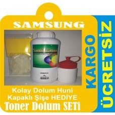 SAMSUNG ML 1610 TONER DOLUM SETİ KARGO ÜCRETSİZ