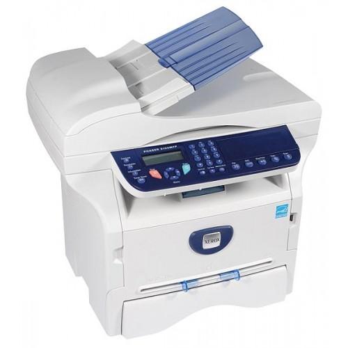 PHASER 3100 MFP printer error fuser temp resetting