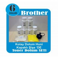 BROTHER HL-1211W TONER DOLUM SETİ