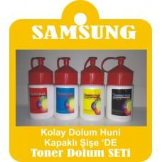 Samsung CLP 365 / CLP 365W / CLX 3305 TONER DOLUM SETİ